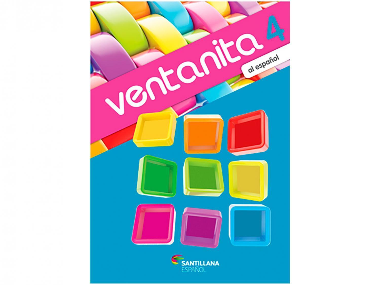 Livro Ventanita al Español 4° Ano Fundamental I