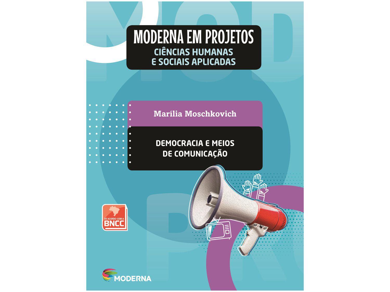 Livro Democracia Ensino Médio Marília Moschkovich