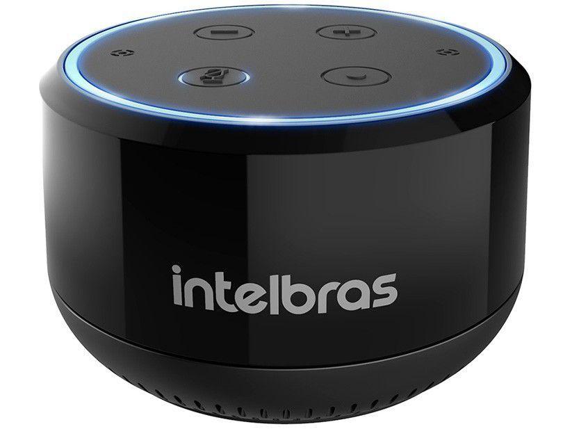 Smart Speaker Intelbras Izy Speak! Mini - com Alexa