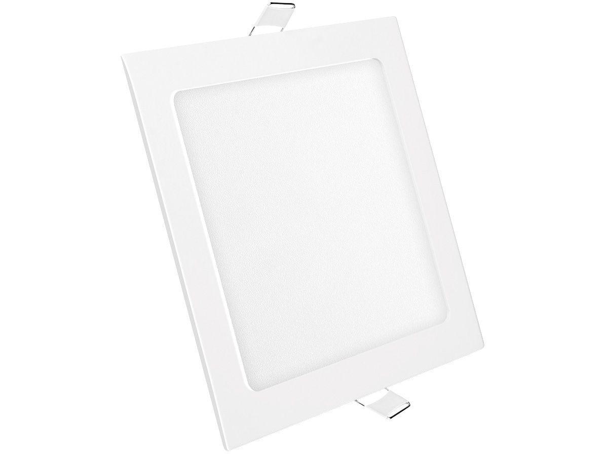 Luminária de Teto Inteligente LED de Embutir - Quadrada Elgin 48D18WEQWIFI
