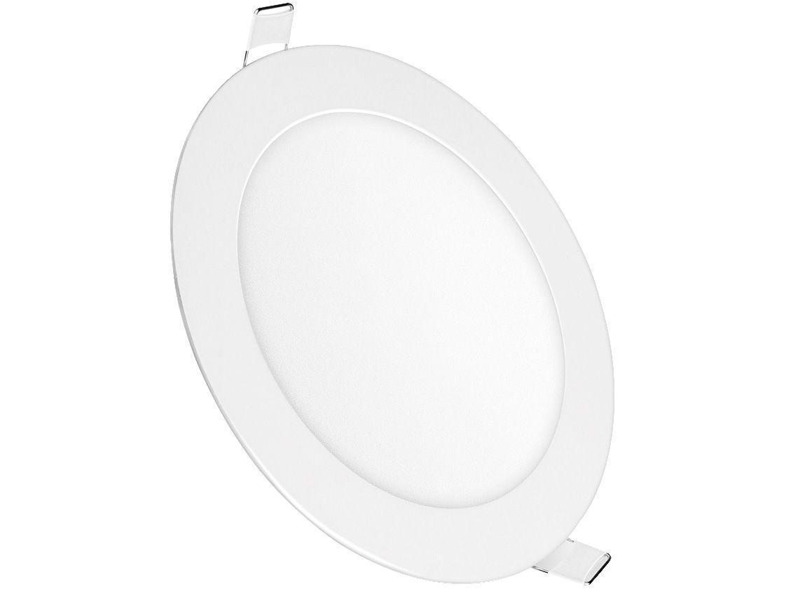 Luminária de Teto Inteligente LED de Embutir - Redonda Elgin 48D18WERWIFI