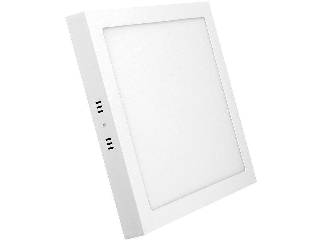 Luminária de Teto Inteligente LED de Sobrepor - Quadrada Elgin 48D18WSQWIFI