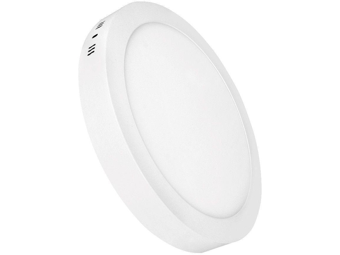 Luminária de Teto Inteligente LED de Sobrepor - Redonda Elgin 48D18WSRWIFI