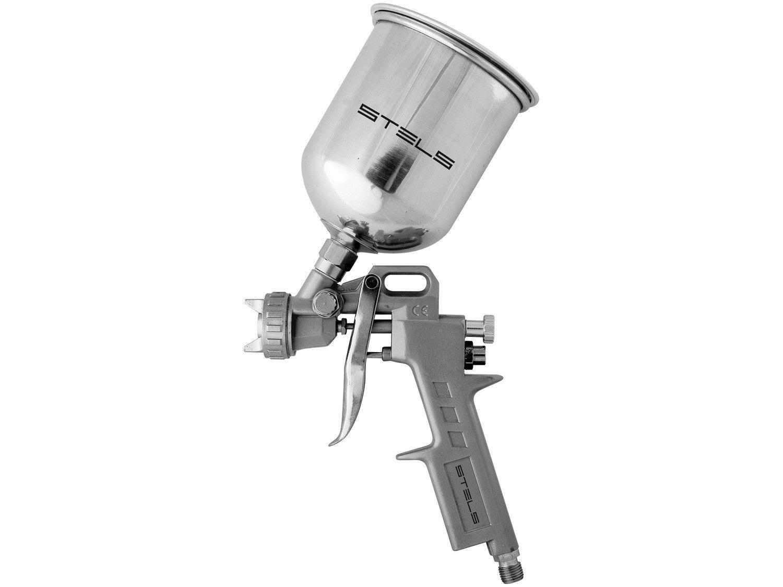 Pistola de Elétrica Gravidade Stels - 5731555 HVLP 1,8mm