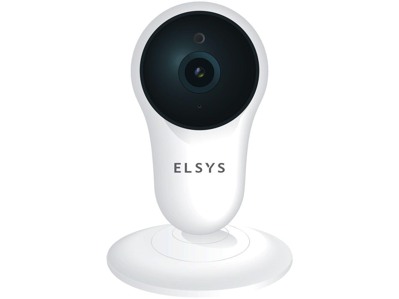 Mini Câmera de Segurança Elsys Wi-Fi HD Interna - Visão Noturna ESC-WY3