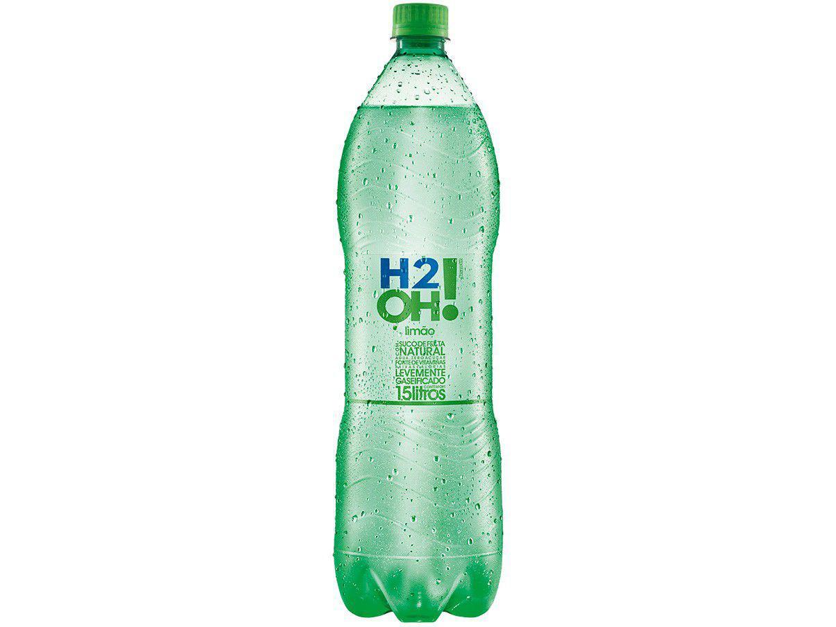 Refrigerante H2OH! Limão Zero Açúcar 1,5L