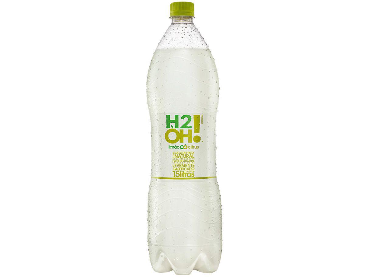 Refrigerante H2OH! Citrus Zero Açúcar 1,5L