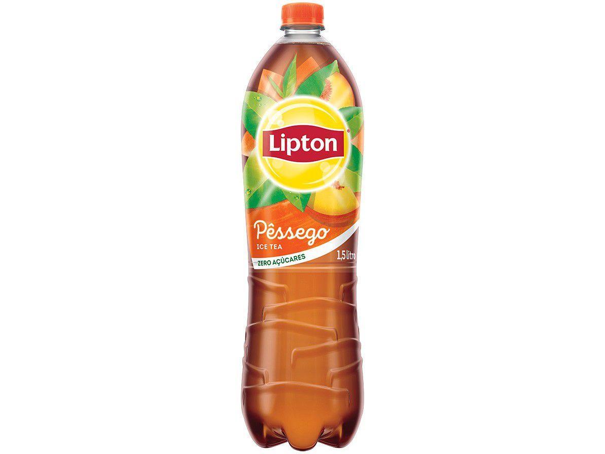Chá Pêssego Lipton 1,5L