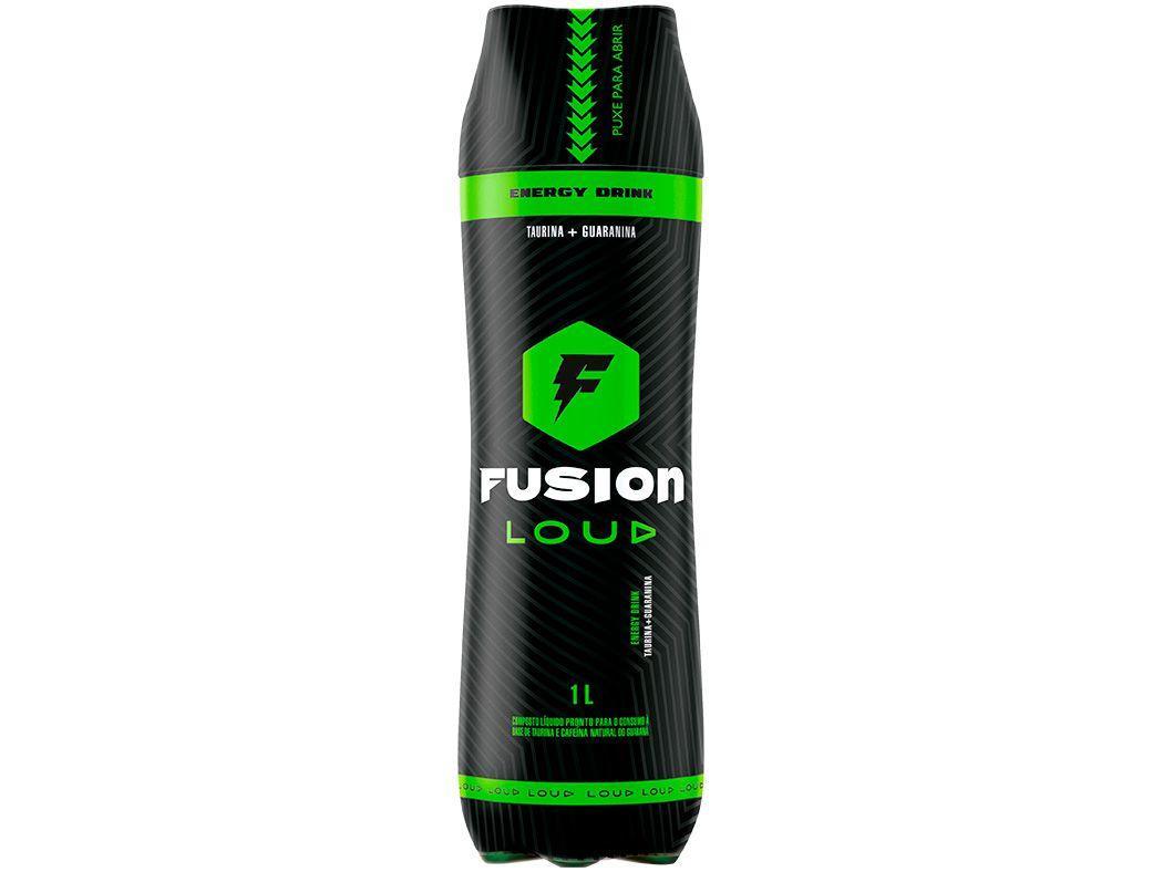 Bebida Energética Fusion Loud 1L