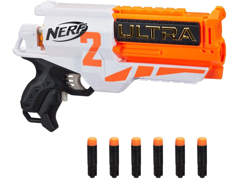 Nerf Ultra Two Hasbro 7 Peças
