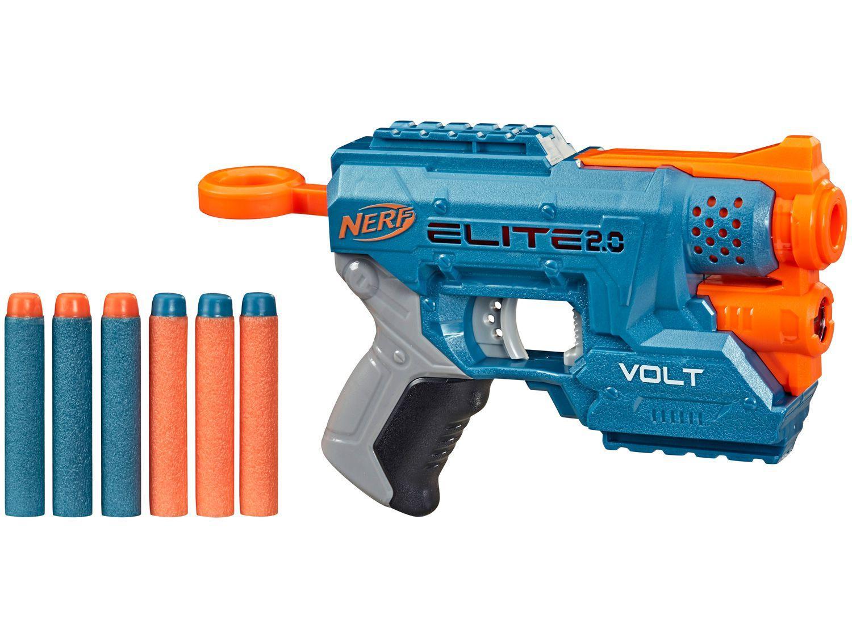 Nerf Elite 2.0 Volt SD-1 Hasbro 7 Peças