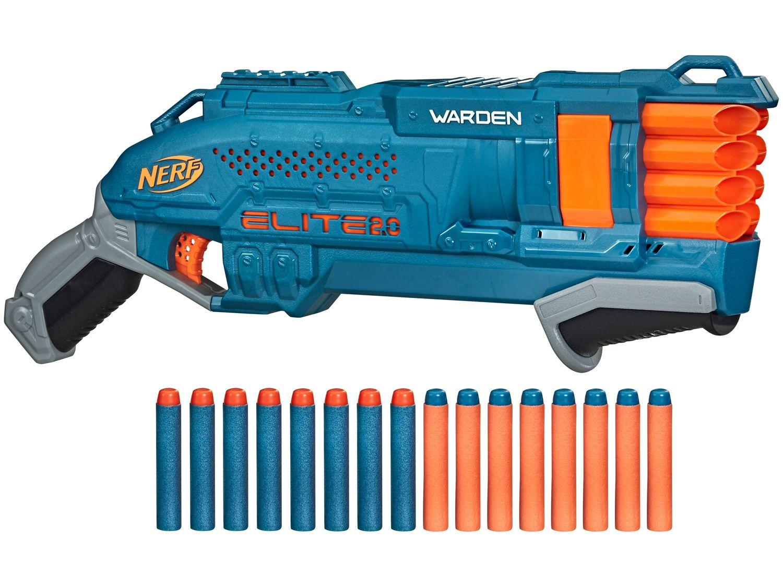 Nerf Elite 2.0 Warden DB-8 17 Peças