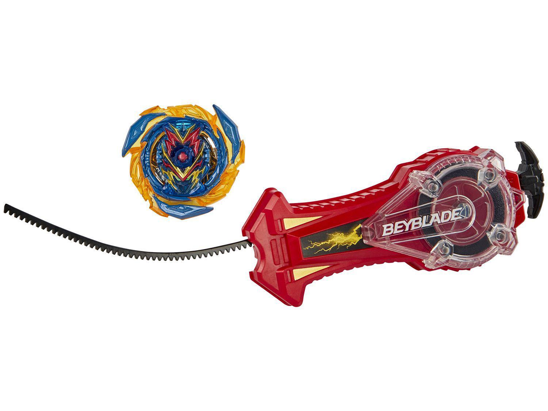 Beyblade Hasbro Burst Surge Speedstorm - com Lançador 2 Peças