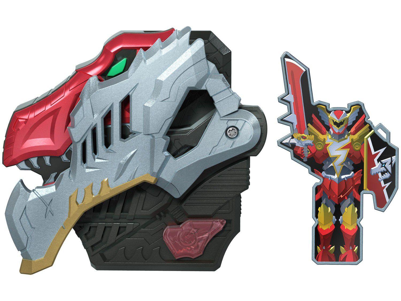 Morfador Power Rangers Dino Fury - Emite Som Hasbro