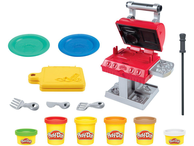Massinha Play-Doh Hasbro com Acessórios