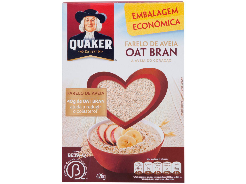 Aveia Farelo OAT Bran Quaker 426g