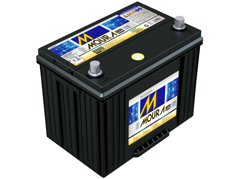 Bateria de Carro Moura Green Energy - 80Ah 12V Polo Positivo MGE 80RD