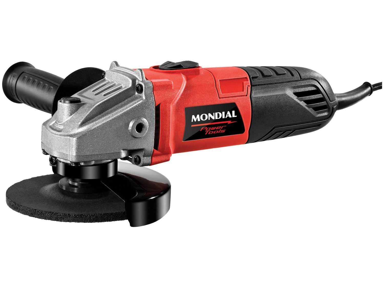 """Esmerilhadeira Mondial Angular 4-1/2"""" 700W - Power Tools FES-02"""