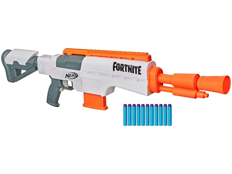 Nerf Fortnite IR Hasbro 13 Peças