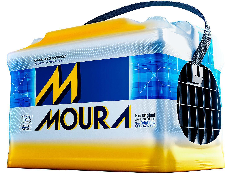 Bateria de Carro Moura Green Energy 50Ah - 12V Polo Positivo M50JD MGE2 SLI