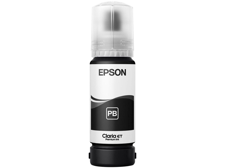 Refil de Tinta Epson T554120 Preto