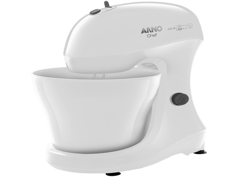 Batedeira Arno Branca 400W Chef SM00 - 5 Velocidades