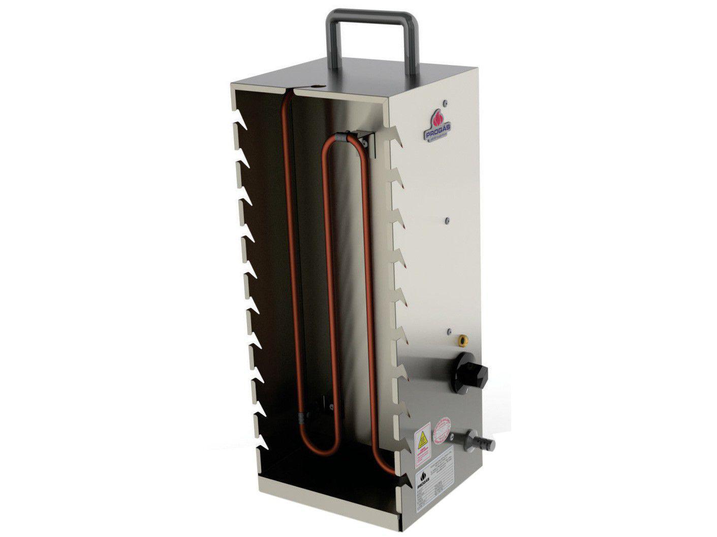 Churrasqueira Industrial Elétrica Inox Progás - PR-199E