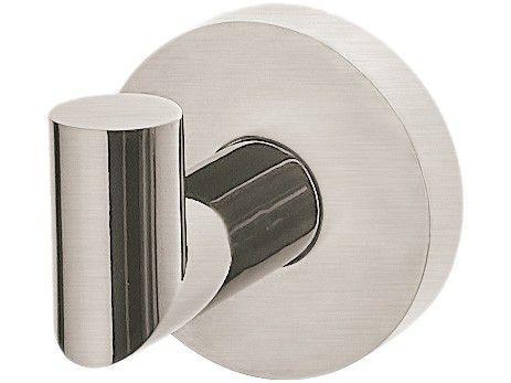Cabide para Banheiro Brushed Nickel Loren Loft - 2060 N82 Lorenzetti