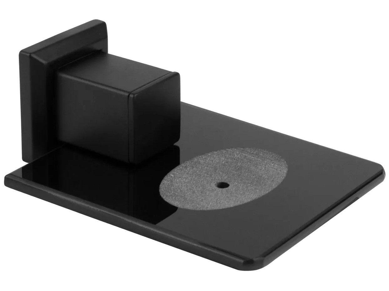 Saboneteira de Parede Ducon Metais Black BL6020