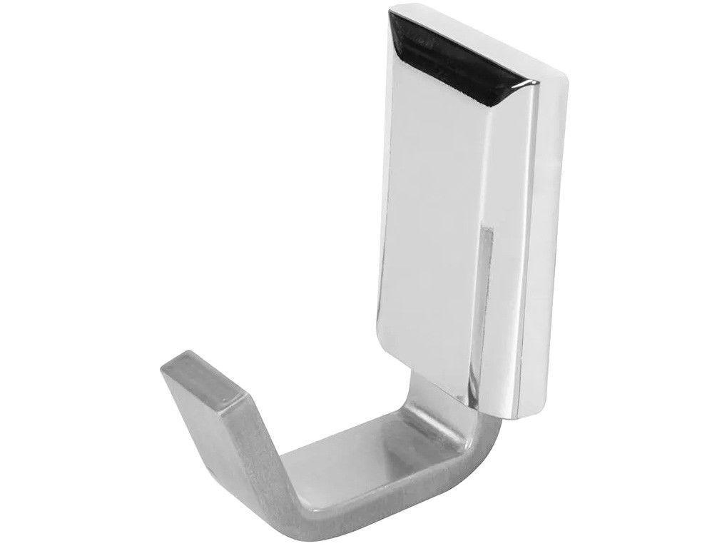 Cabide para Banheiro Escovado Cromado Classic - CL3060 Ducon Metais