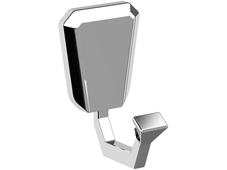 Cabide para Banheiro Inox Cromado Classic - PR4300 Ducon Metais