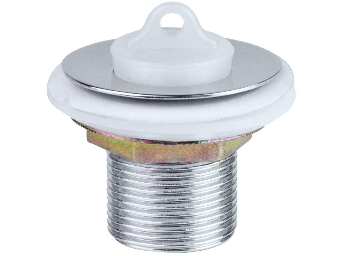"""Válvula para Lavatório Ducon Metais Curta 7/8"""" - Premium 1600"""