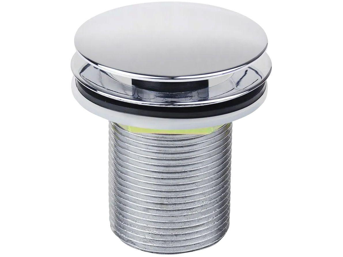 """Válvula para Lavatório Ducon Metais - Longa com Click 1.1/4"""" Premium 1605"""