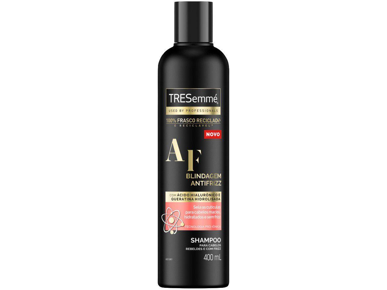 Shampoo TRESemmé Blindagem Antifrizz 400ml