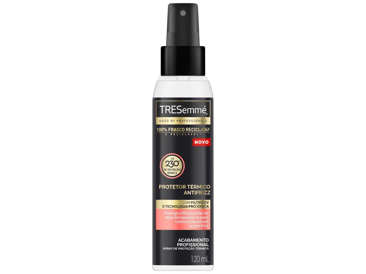 Spray Protetor Térmico TRESemmé Antifrizz 120ml