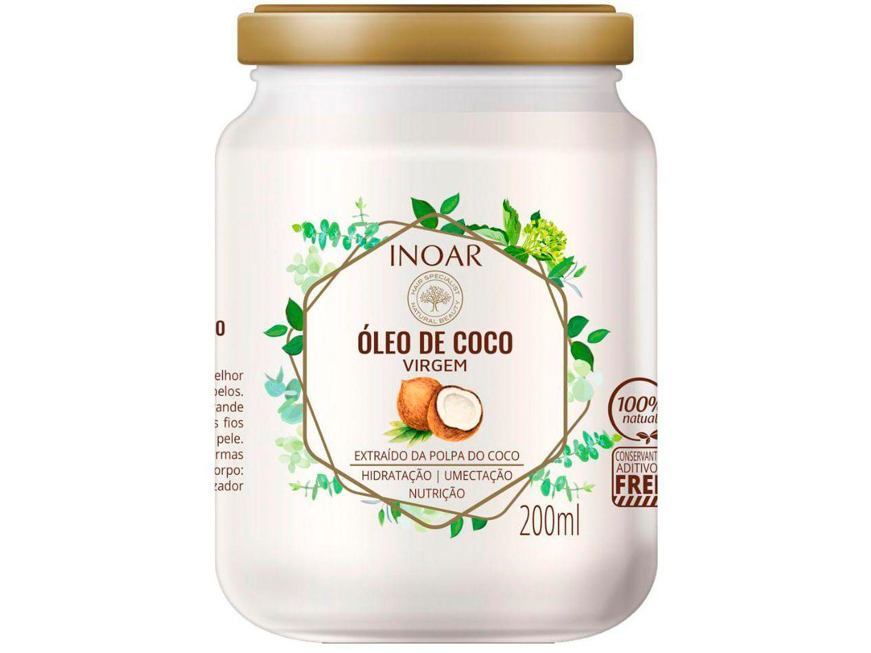 Inoar Óleo de Coco Virgem