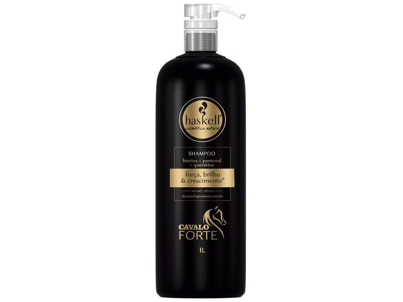 Haskell Cavalo Forte - Shampoo
