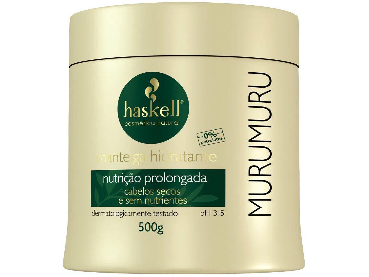 Manteiga Hidratante Capilar Haskell - Murumuru