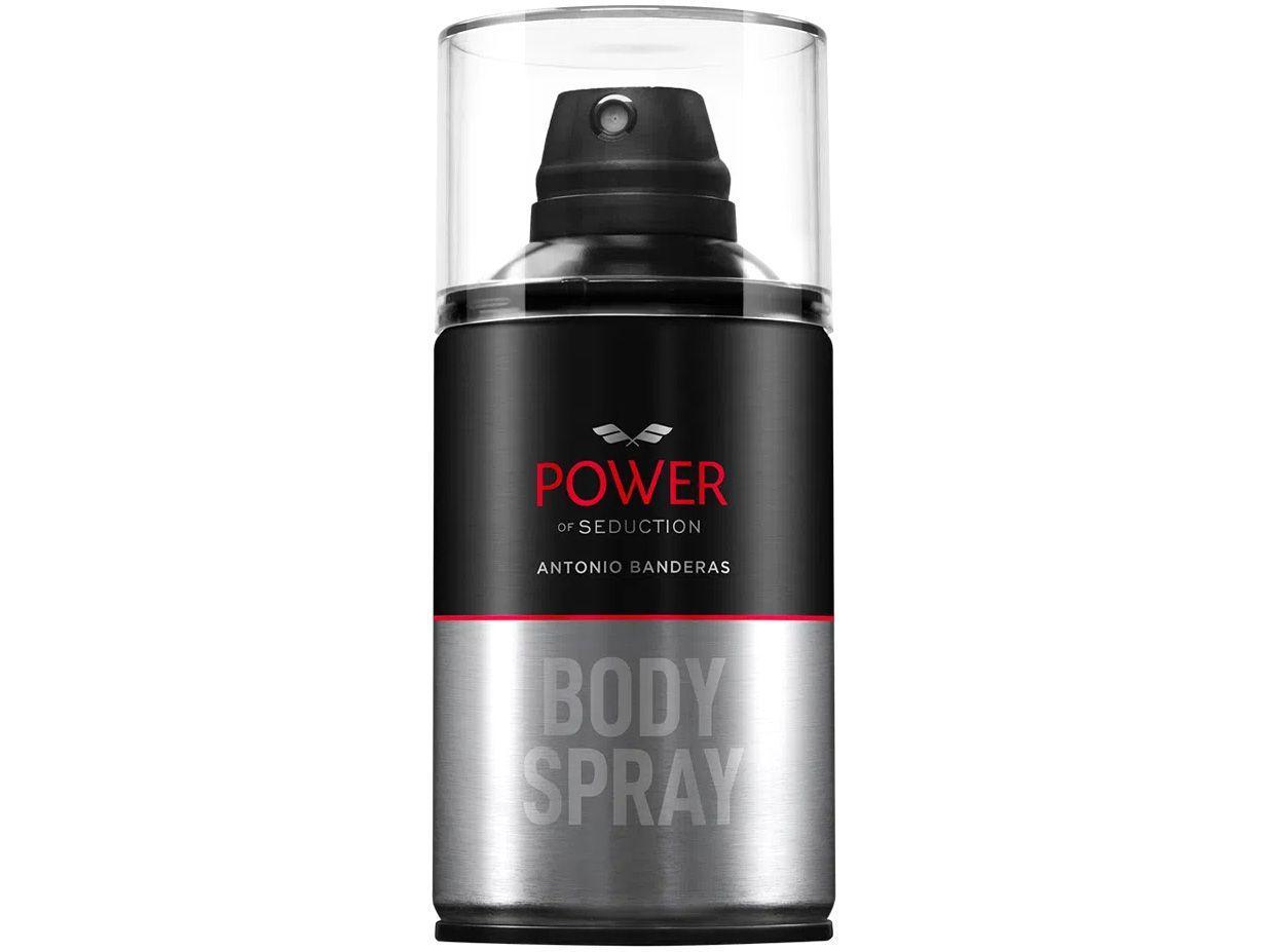 Power of Seduction Antonio Banderas Body Spray - 250ml