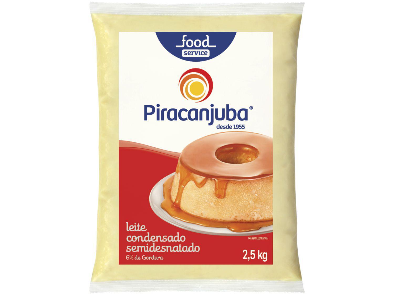 Leite Condensado Piracanjuba Original 2,5kg