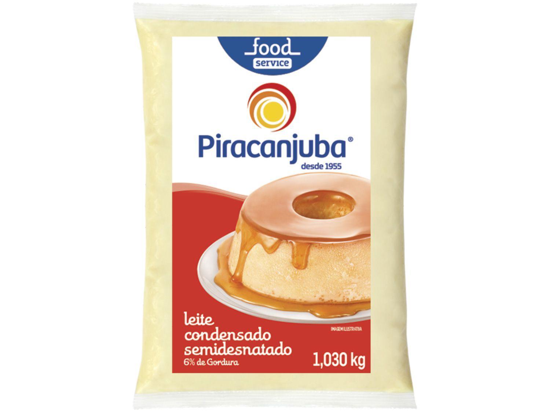 Leite Condensado Piracanjuba Original 1,030kg