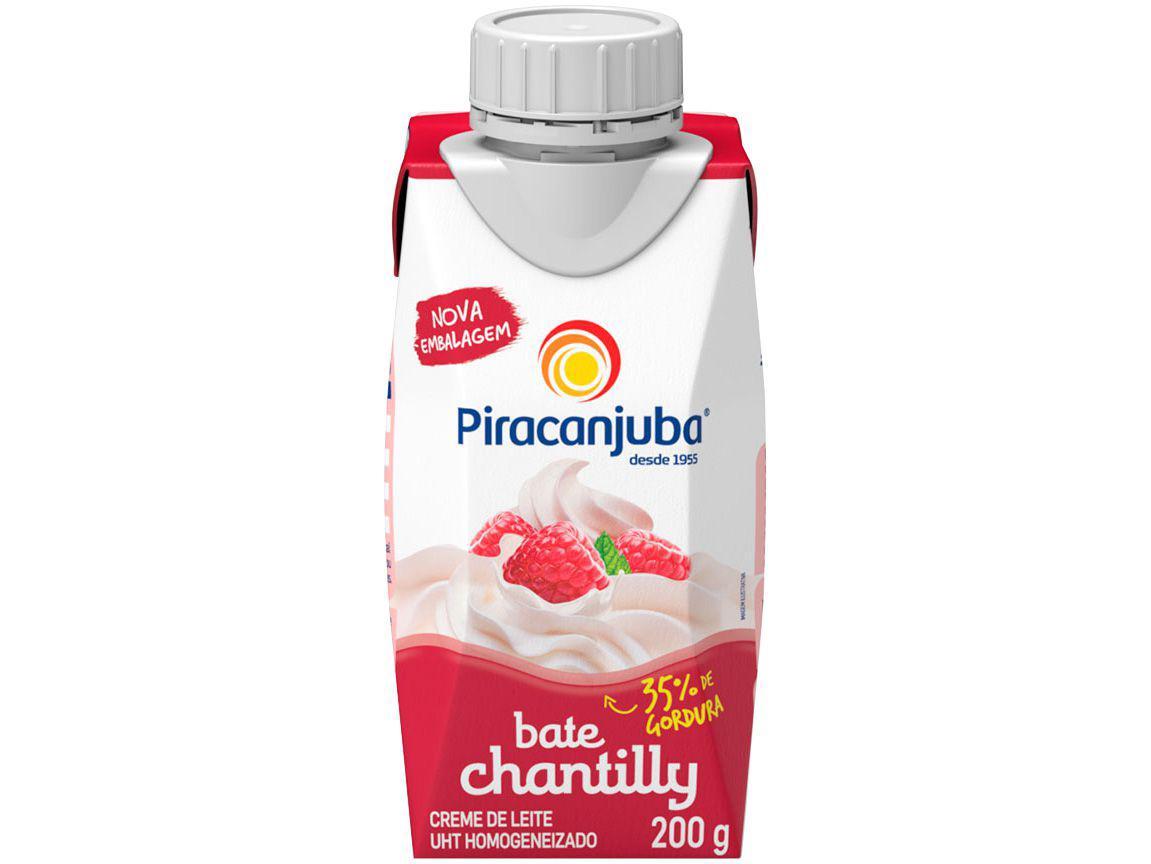 Creme de Leite Piracanjuba Bate Chantilly 200g