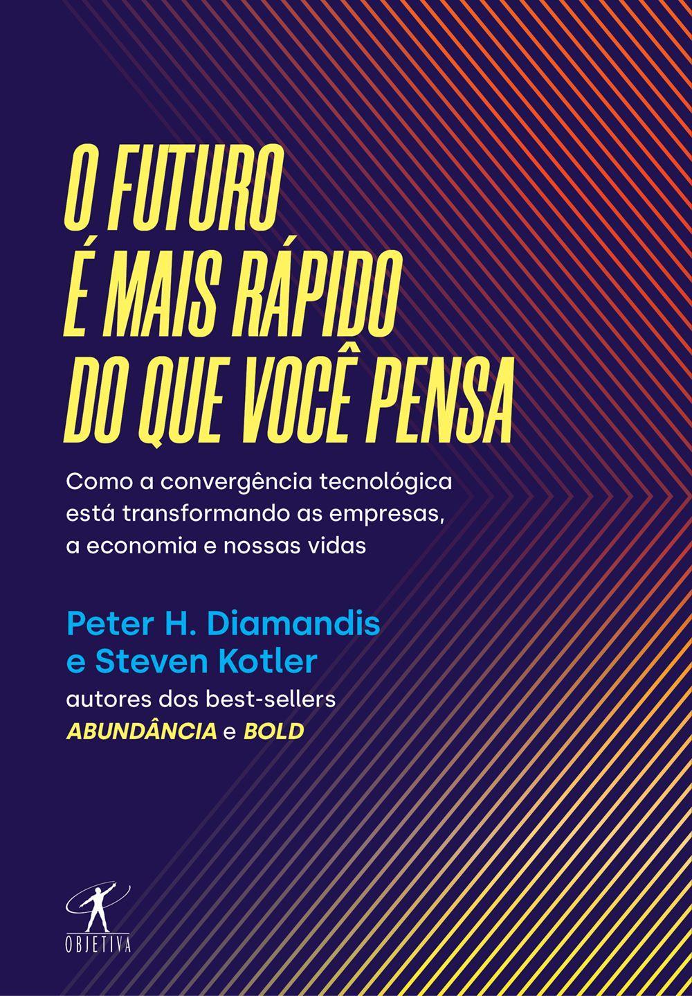 Livro - O futuro é mais rápido do que você pensa