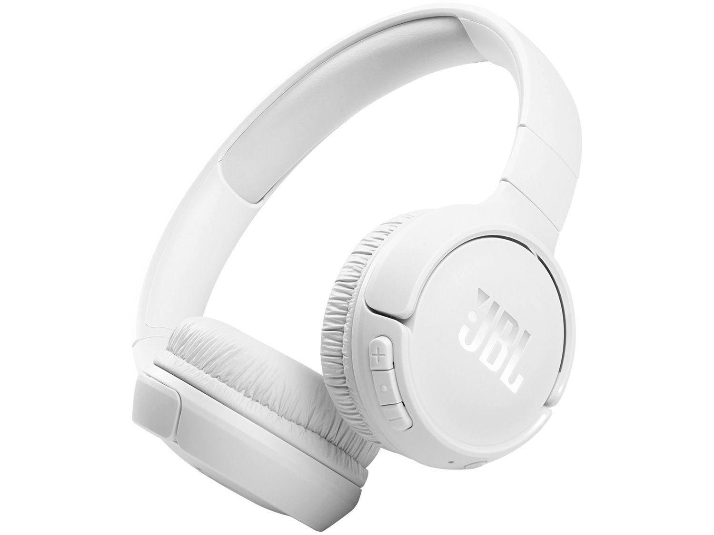 Headphone Bluetooth JBL Tune 510 - com Microfone Branco