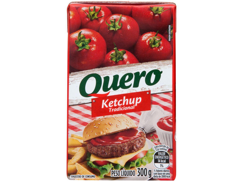 Ketchup Tradicional 300g