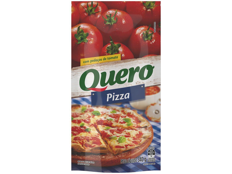 Molho de Tomate Pizza Quero 340g