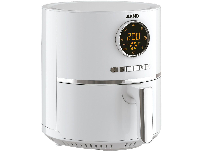 Fritadeira Elétrica sem Óleo/Air Fryer Arno - Airfry Ultra Marfim 4,2L com Timer