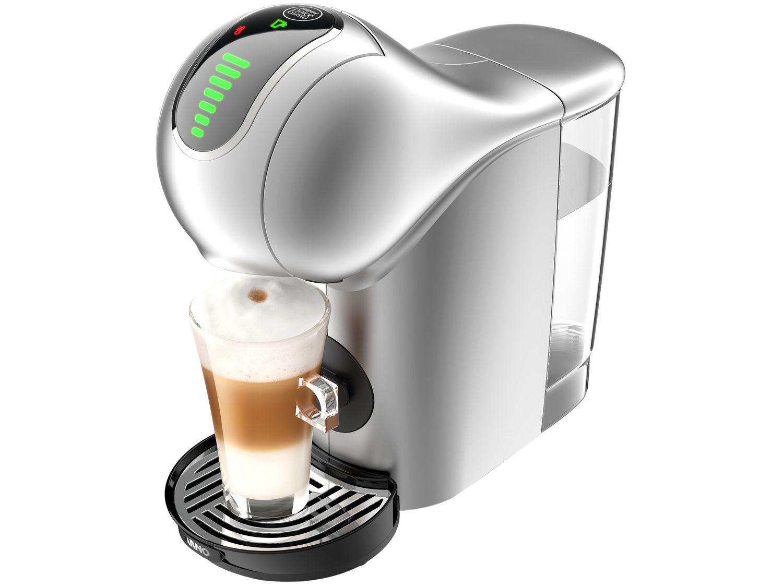 Cafeteira Espresso Arno Nescafé Dolce Gusto - Genio S Touch 15 Bar Prata