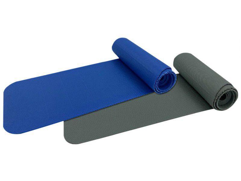 Faixa Elástica Prottector Fitness Leve e Média - Forte e Extra Forte Azul e Cinza