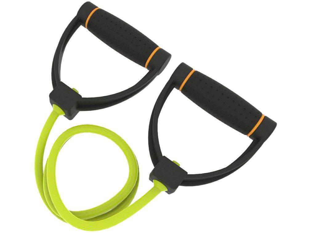 Elástico Extensor Prottector Fitness Leve - com Alça Amarelo
